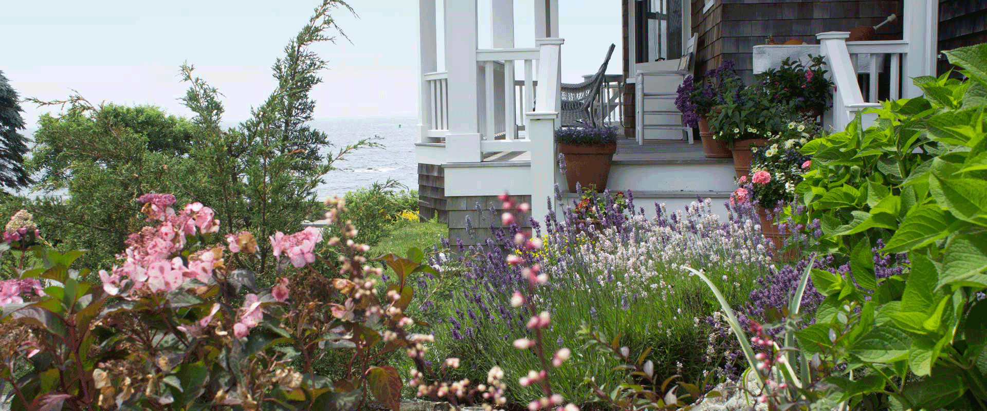 Landscape designer kennebunkport maine landscaping for Sustainable landscape design