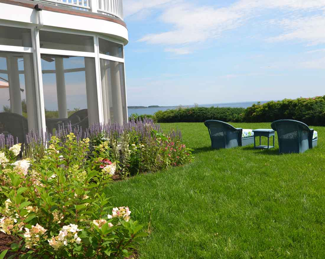 We understand landscaping coastal properties